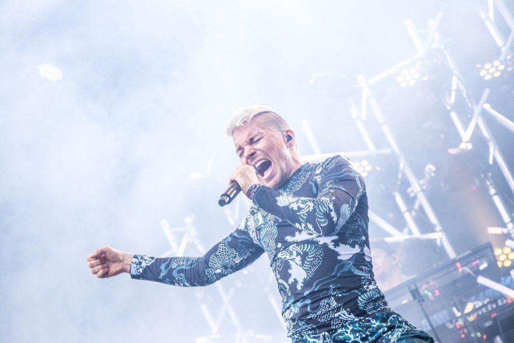 Antti Tuisku Qstockissa 2017   Kuva: Rami Ranta
