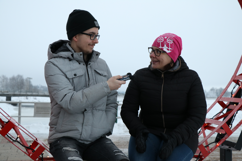 Hertzilän haastattelussa Birgitta Tamminen – Mitä tapahtuu Happy New Twice 2018 – juhlilla?