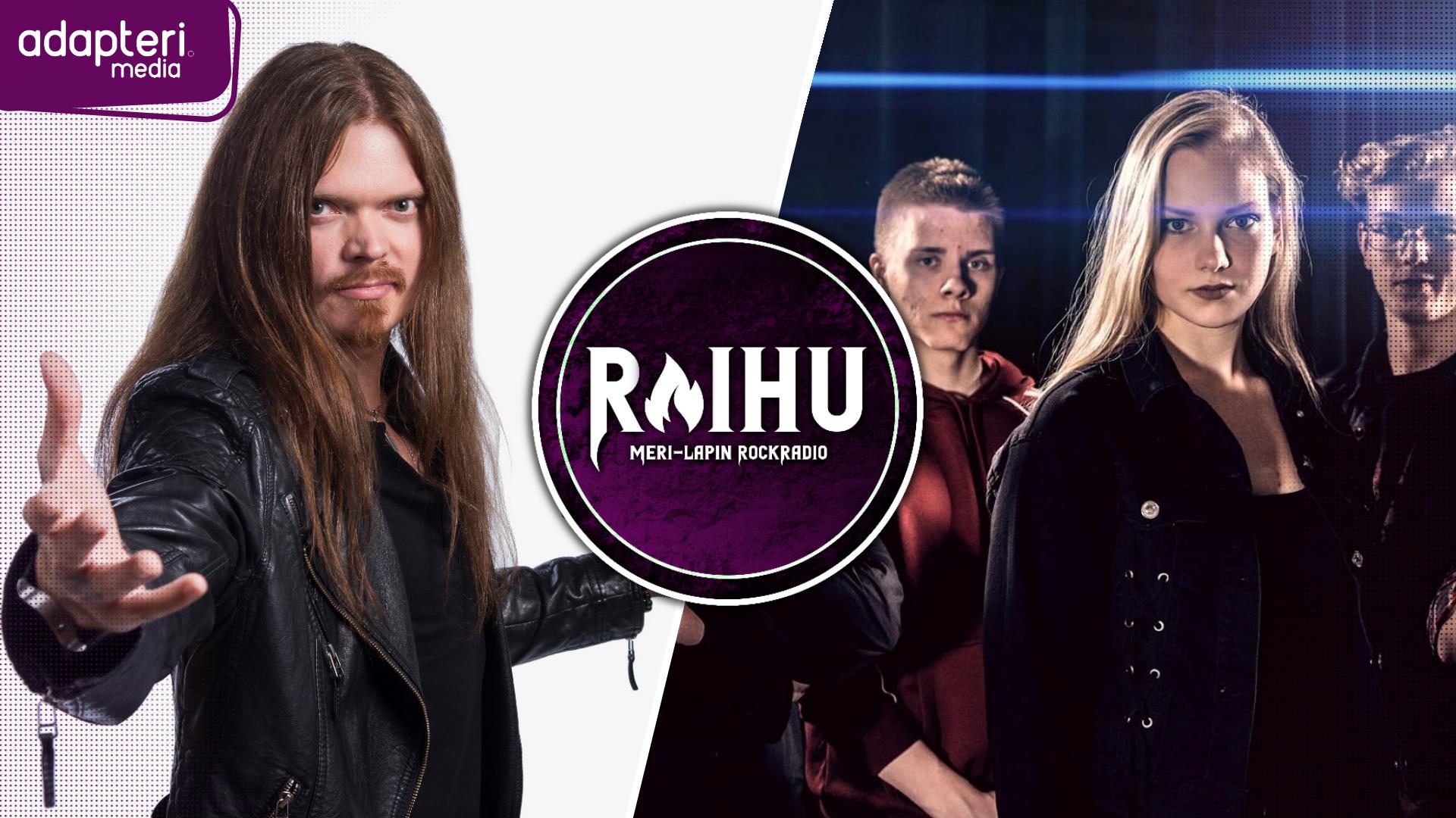 RoihuPodcast – Vieraana: Anna-Sofia Brännkärr ja Riku Erkkilä