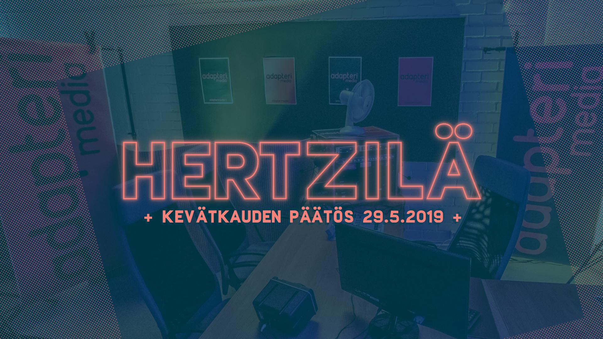 Hertzilän Kevätshow 29.5.