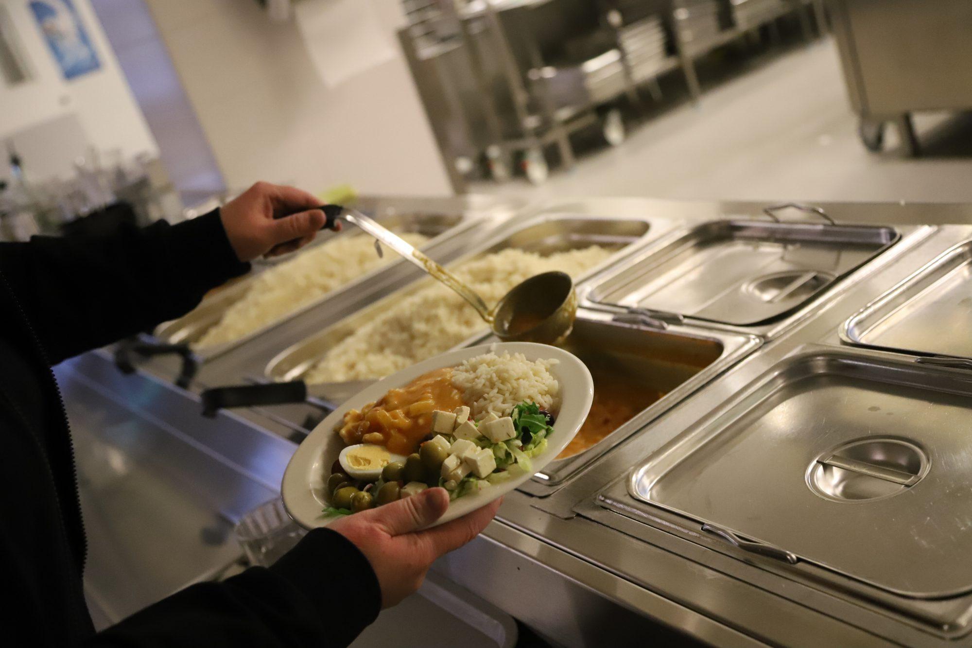 ETNO-viikolla kouluissa tarjottiin thai-ruokaa