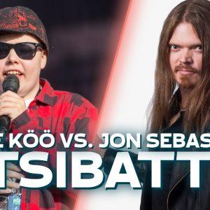 Vitsititaanien taisto – Vitsibattle: Ville Köö vs. Jon Sebastian