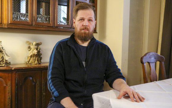 Hertzilän haastattelussa Tuomas Laajoki