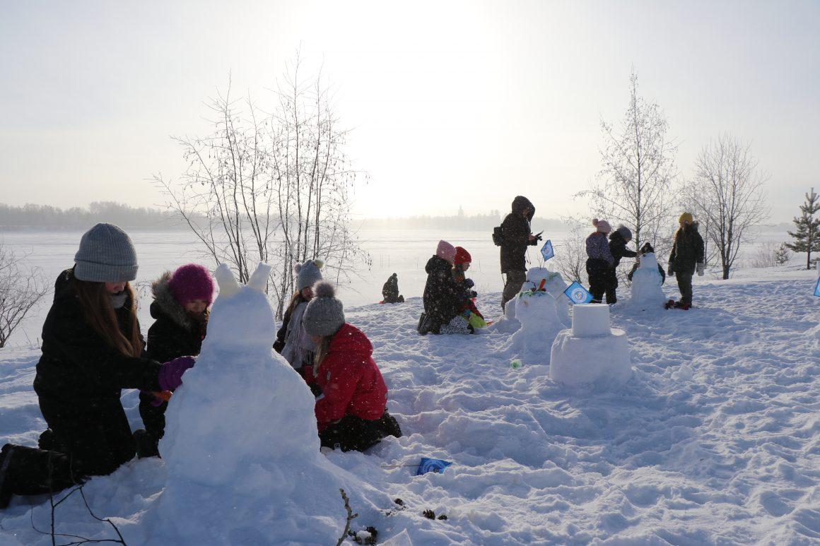 Let It Snow – lumenveistokisa