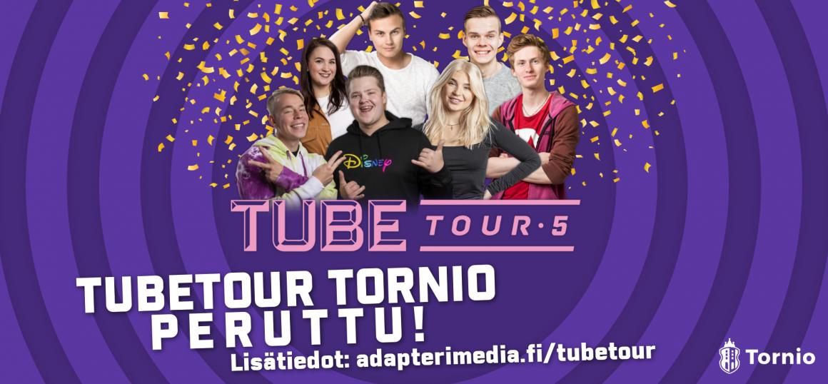 Tubetour 2020 – Tapahtuma PERUTTU!!