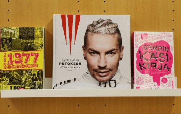 Harrastustoiminta Torniossa: Kirjasto